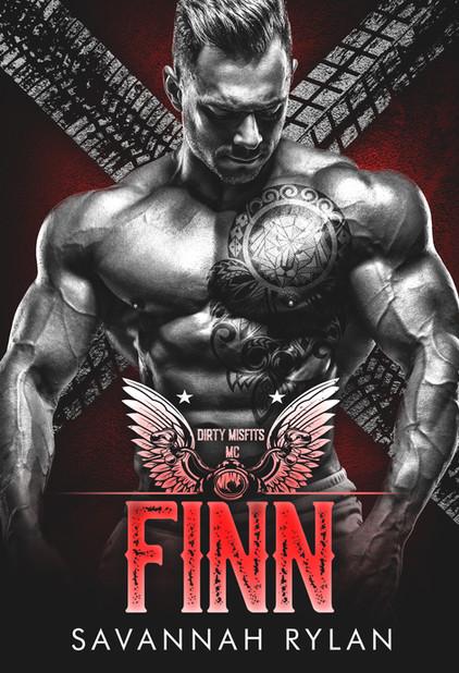 Finn (Dirty Misfits MC #6)