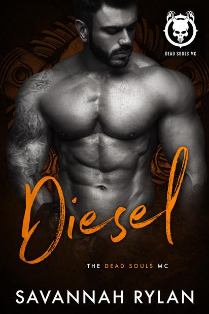 Diesel (The Dead Souls MC #5)