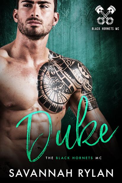 Duke (The Black Hornets MC #3)