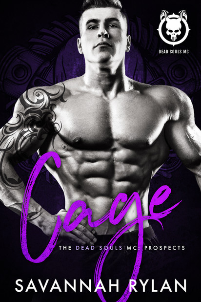 Cage (The Dead Souls MC: Prospects #1)