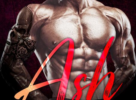 Ash (Dragon Riders MC #3) is LIVE!