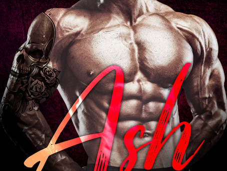 Ash (Dragon Riders MC #3) is LIVE!