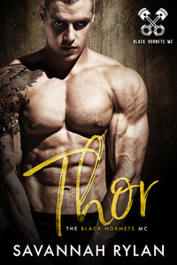 Thor (The Black Hornets MC #5)