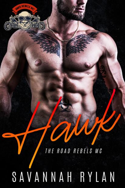 Hawk (Road Rebels MC #1)