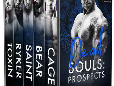 Dead Souls MC: Prospect Box Set is LIVE!