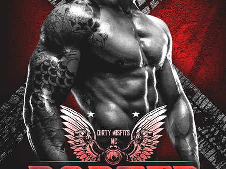 Porter (Dirty Misfits MC #2) is LIVE