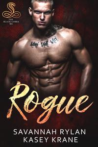 Rogue (The Black Cobras MC #1)