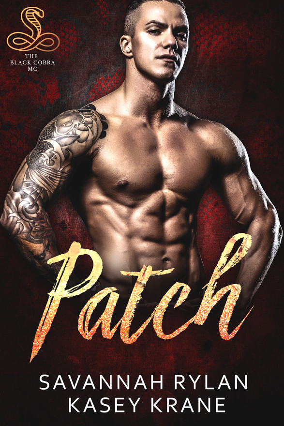 Patch (The Black Cobras MC #3)