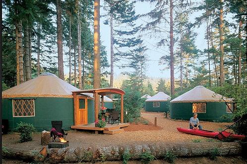 I'm a Yurt