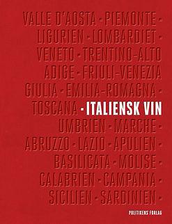Politikens bog om Italiensk vin 2018