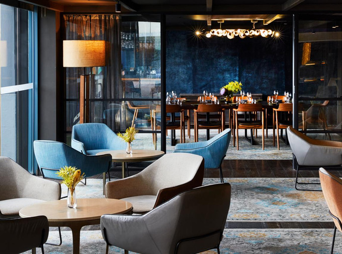 Pier One Hotel Dining Areas