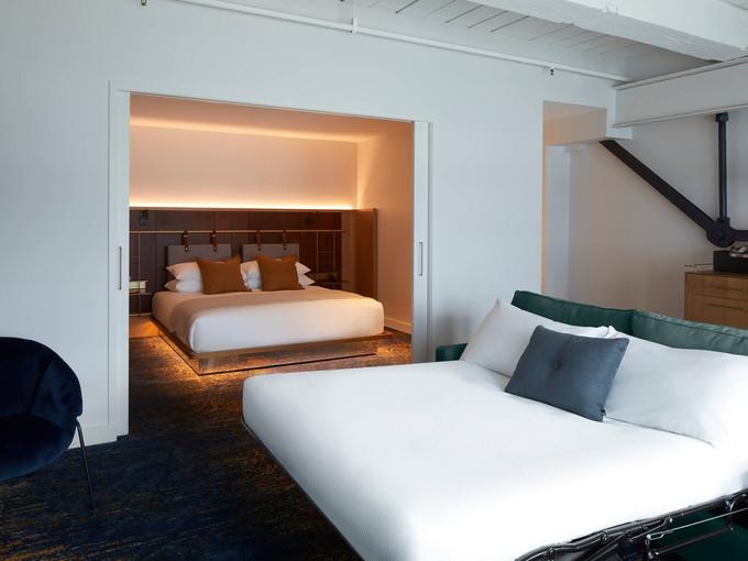 Walsh Bay Suites