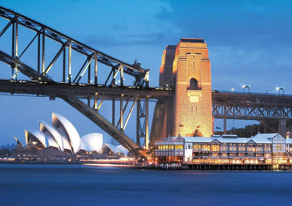 Spectacular Harbour Bridge View