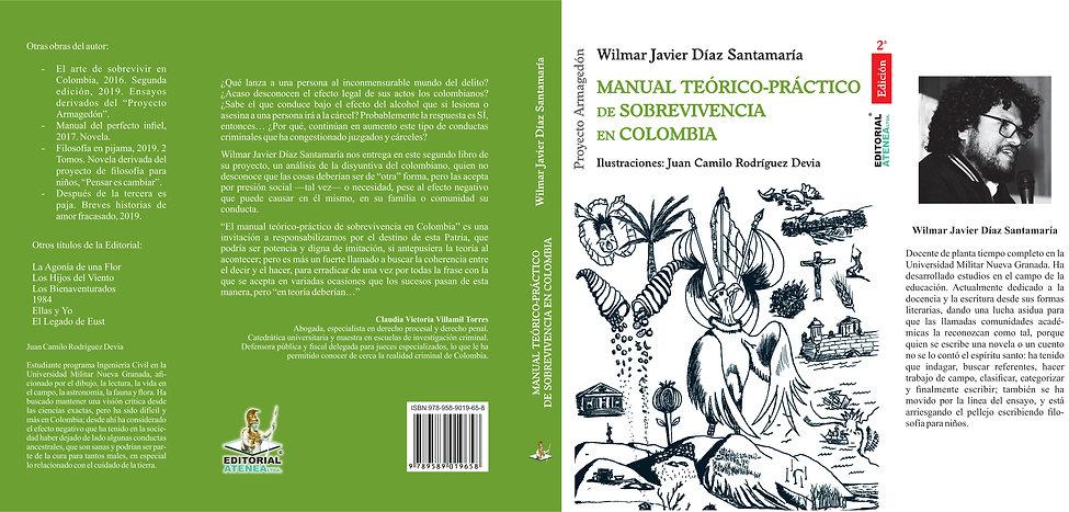 Caratula Manual Teorico-Practico segunda