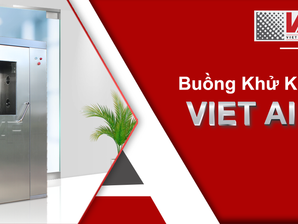 Buồng Khử Khuẩn Toàn Thân Tự Động Viet Air Filter