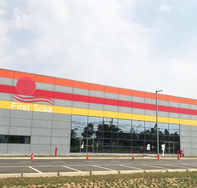 First Solar Vietnam Manufacturing Co., Ltd