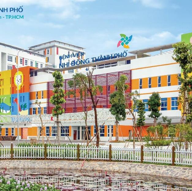 City Childrens Hospital Ho Chi Minh City - Vietnam