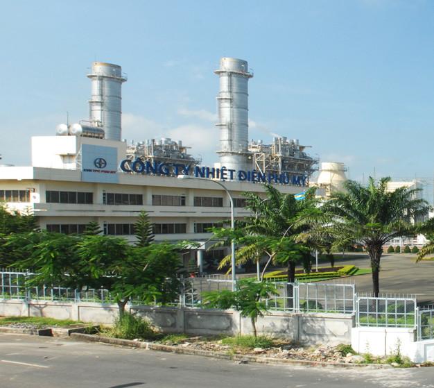 Nhà Máy Nhiệt Điện Phú Mỹ
