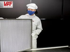 VTV Đưa Tin: Doanh nghiệp ngành sản xuất lọc khí và thiết bị phòng sạch tăng tốc ngay trong mùa dịch
