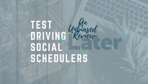 Social Scheduler Later...