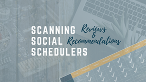 Scanning Social Schedulers