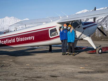 Lucania 2021: Basecamp Landing