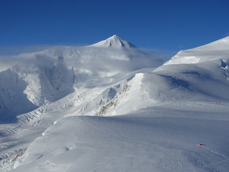 Mt. Lucania 2♀21 | Yukon