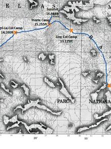 Lucania 2021: Steele Camp 15K