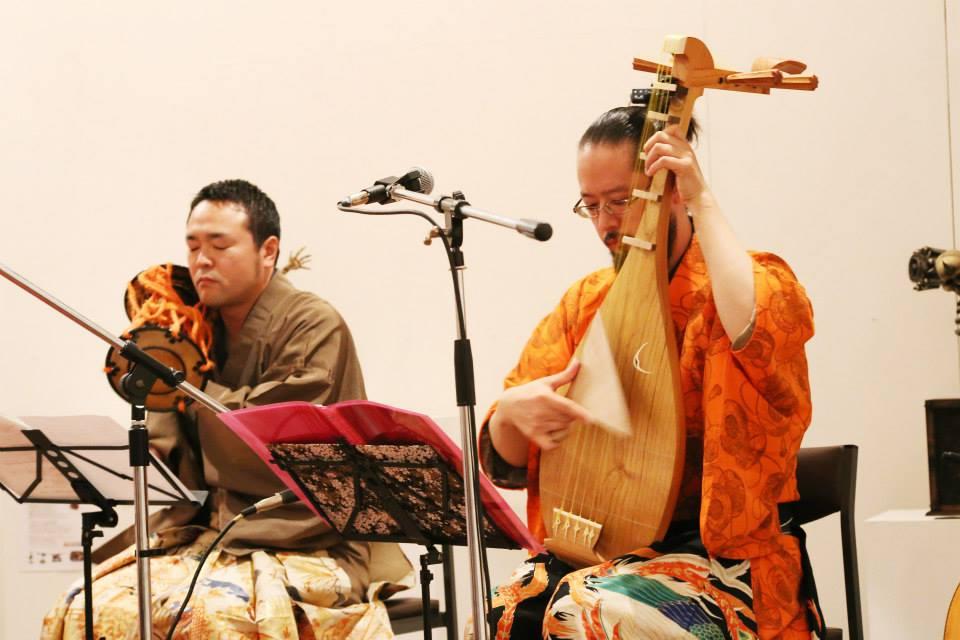 小鼓演奏家 今井尋也氏とのコラボ