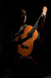 フラメンコギター
