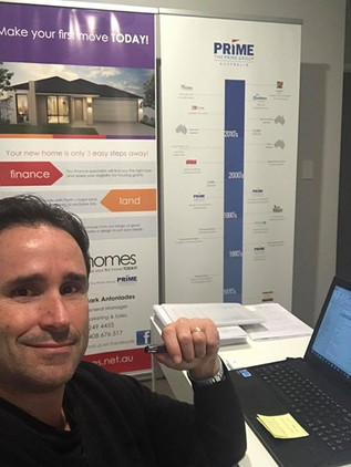 Busy working away in our Baldivis office