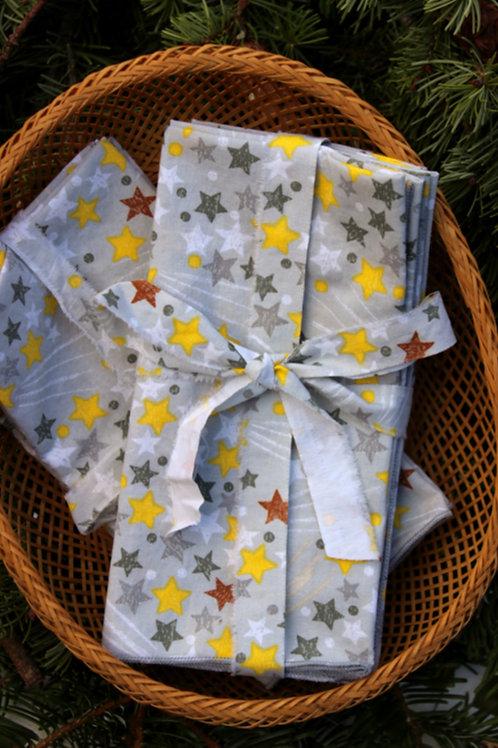 Star Struck Cloth Napkins