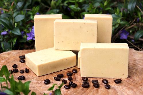 Organic Espresso Soap Bar