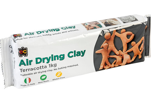 EC Air Drying Clay Terracotta 1 kg