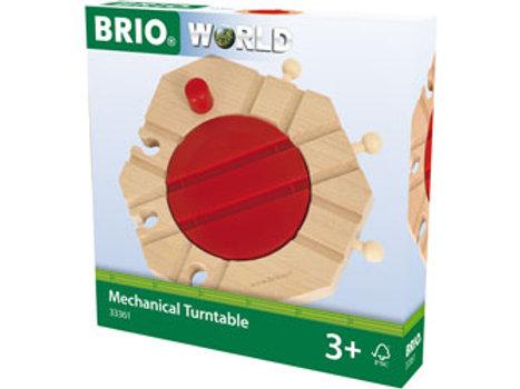 BRIO Tracks - Mechanical Turntable