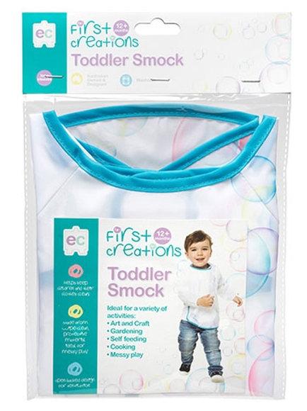 Toddler Smock Long Sleeve
