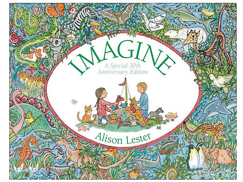 IMAGINE by Alison Lester (Hardback)