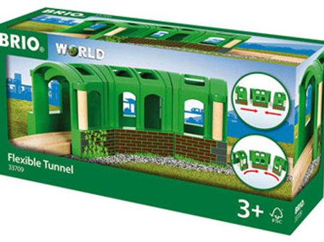 BRIO Tunnel - Flexible Tunnel, 3 pieces