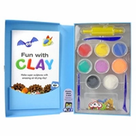 SpiceBox - Fun with Clay