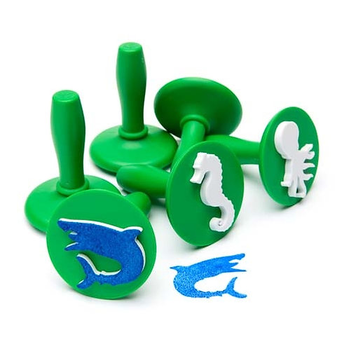 Paint Stampers Sea Life Set of 6
