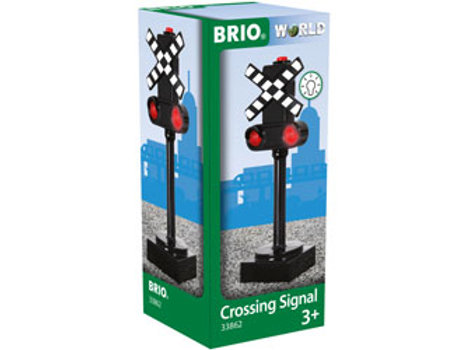 BRIO Tracks - Crossing Signal