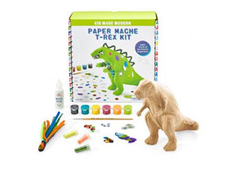 Kid Made Modern - Paint Your Own Paper Mache T Rex
