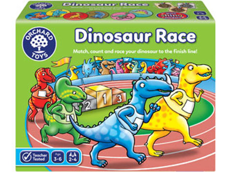 Orchard Game - Dinosaur Race