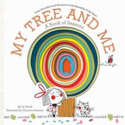 MY TREE AND ME (Hardback)