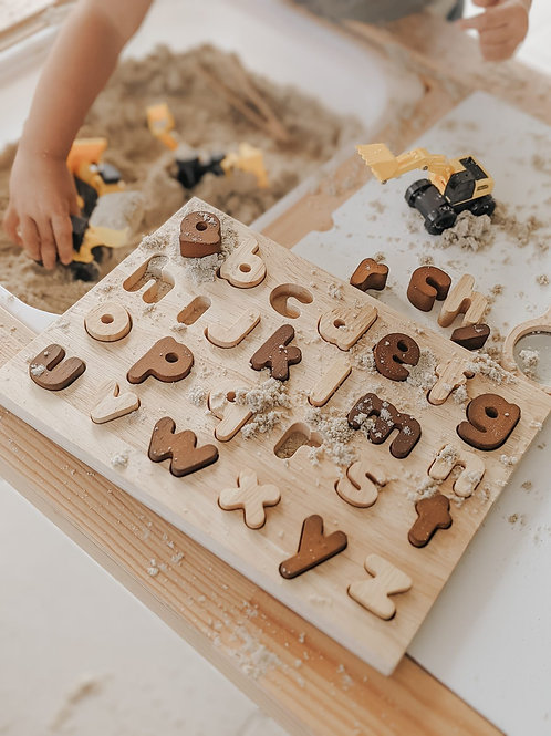 Natural Lowercase puzzle