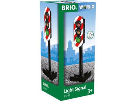 BRIO Tracks - Light Signal