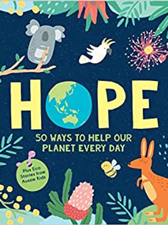 HOPE  50 ways to help our planet every day