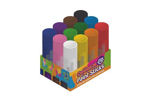 Little Brian CHUNKIE Paint Sticks 12 x 40g