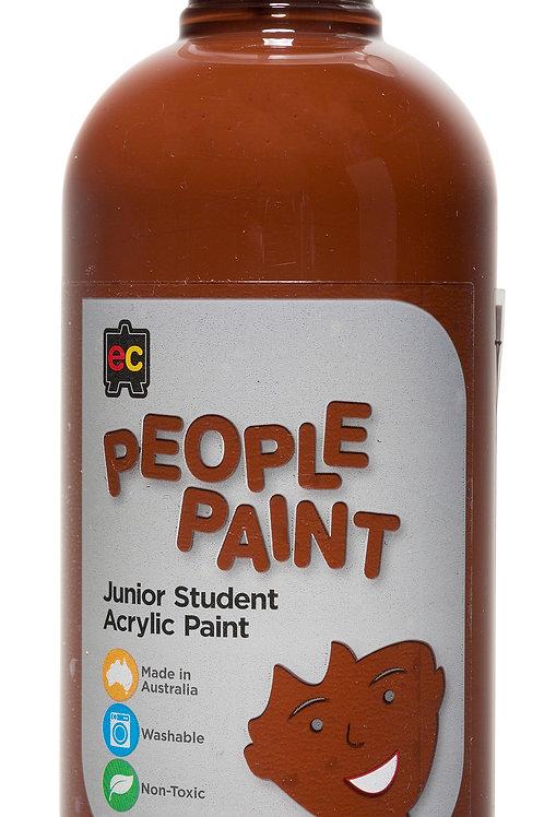 People Paint 500ml Flesh Tone Mahogany
