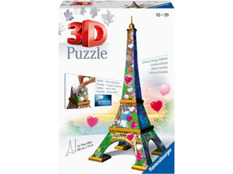 Ravensburger - La Tour Eiffel Love Edition 216 pieces